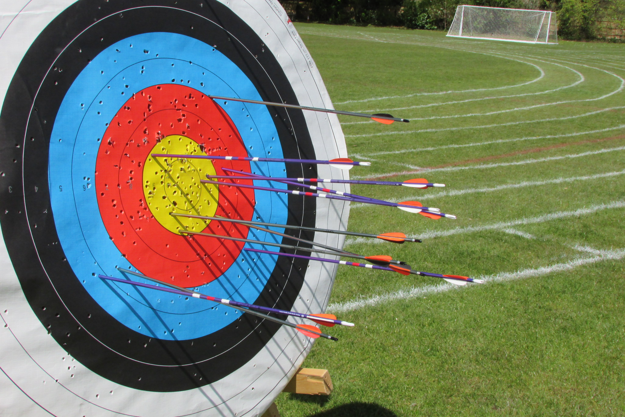 South Bucks Archers Outdoor Range Photo